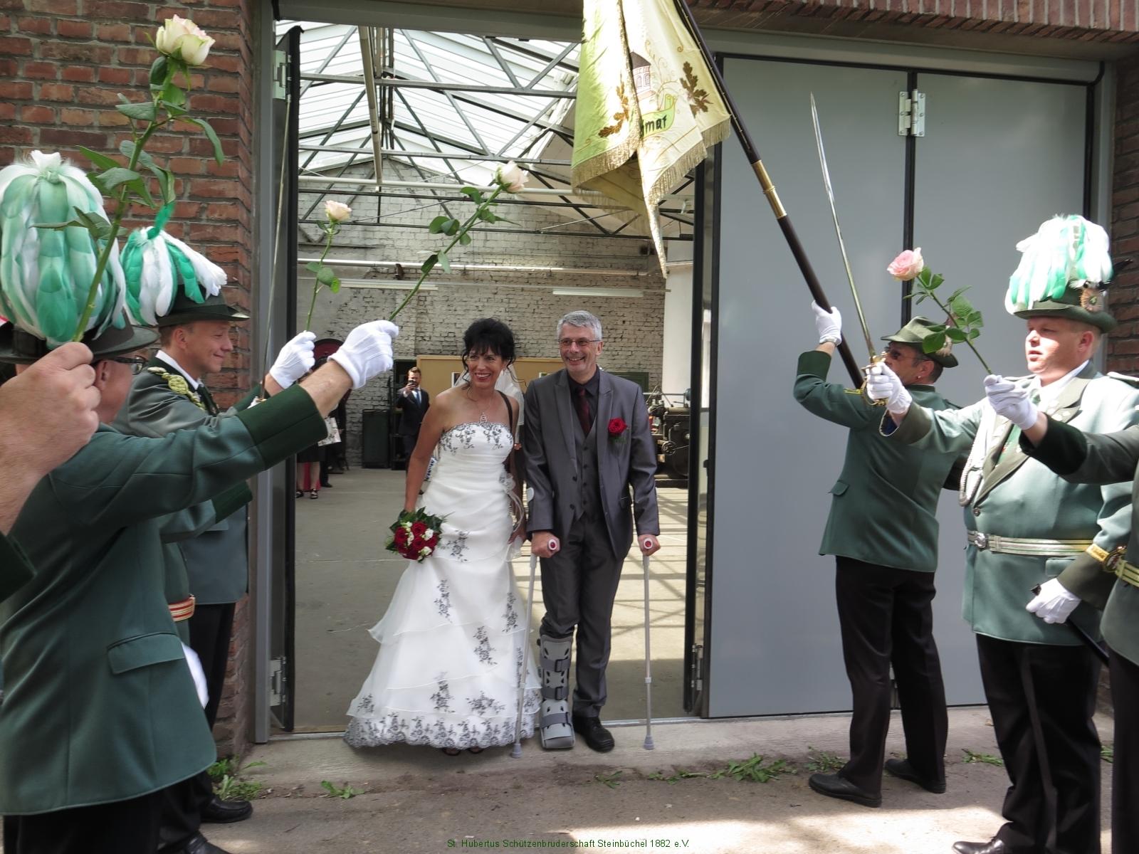 Hochzeit Barbara Johannes