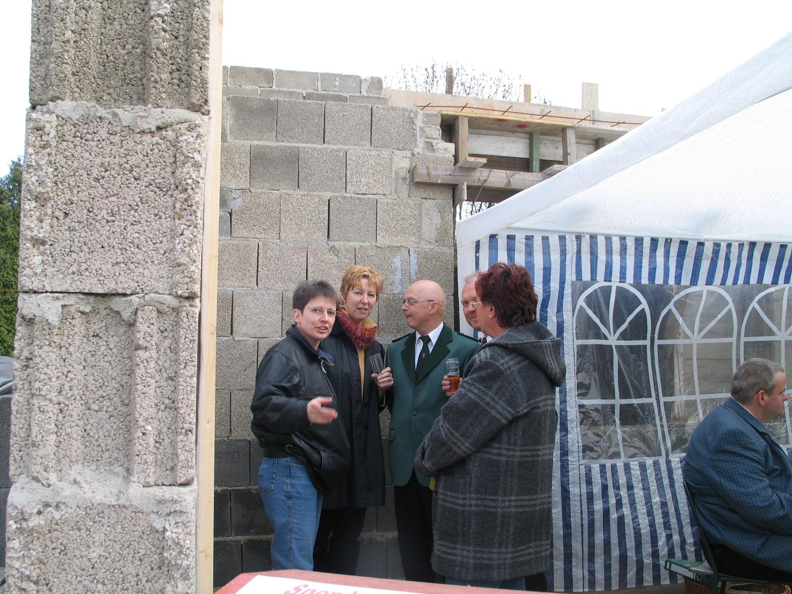 Neubau des Vereinsheimes - 149