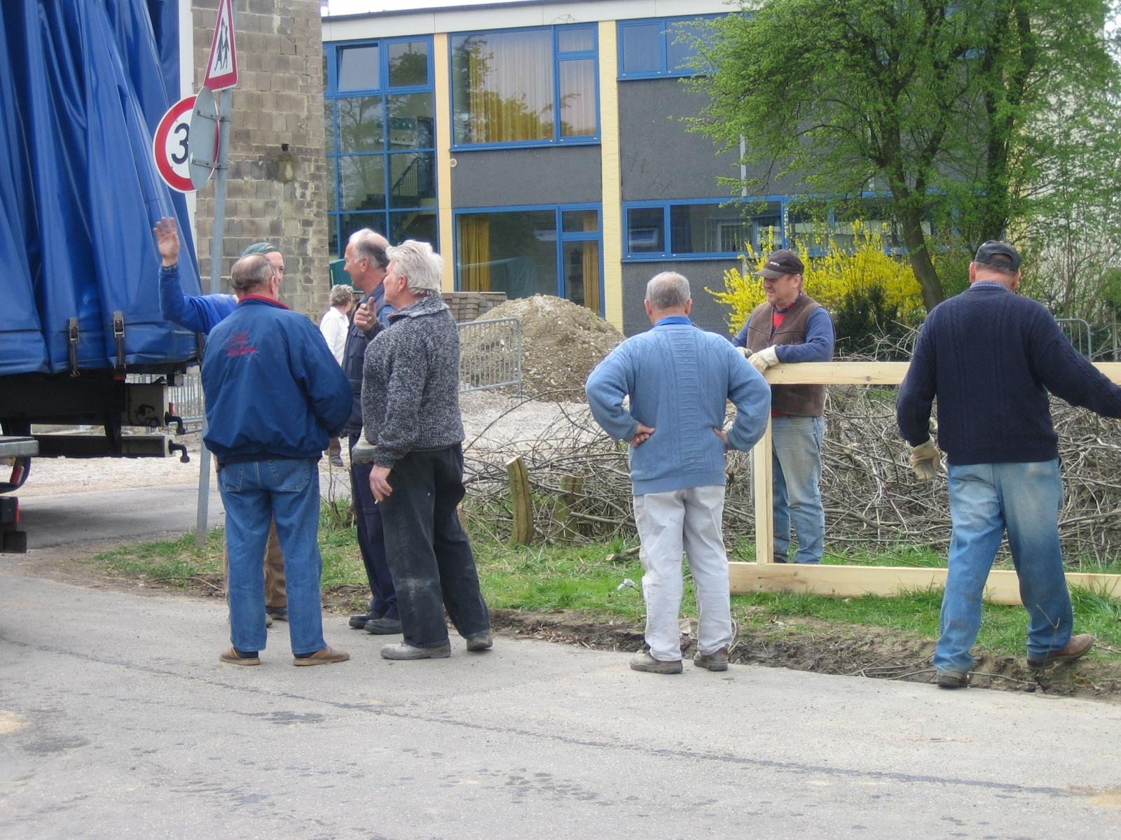 Neubau des Vereinsheimes - 190