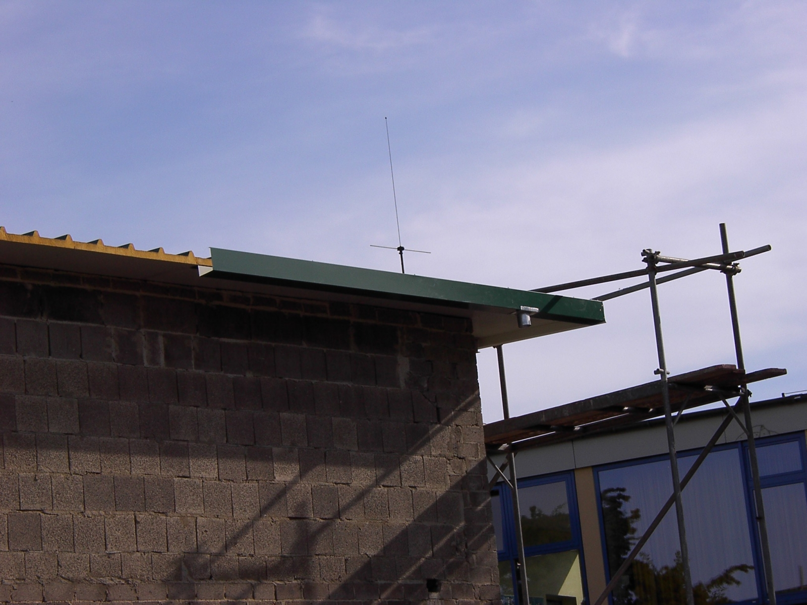 Neubau des Vereinsheimes - 242