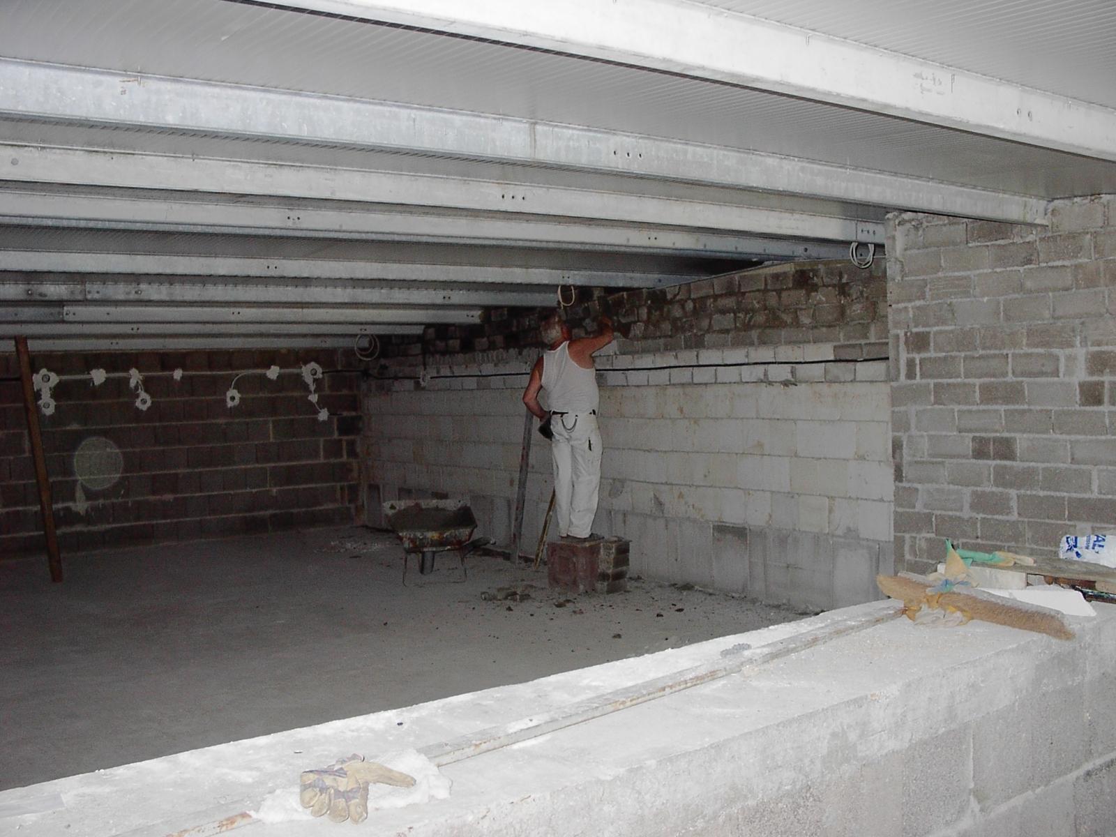 Neubau des Vereinsheimes - 249