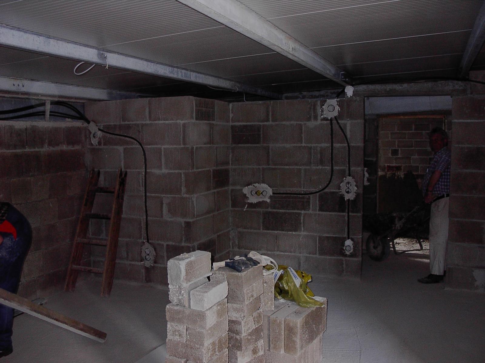 Neubau des Vereinsheimes - 256