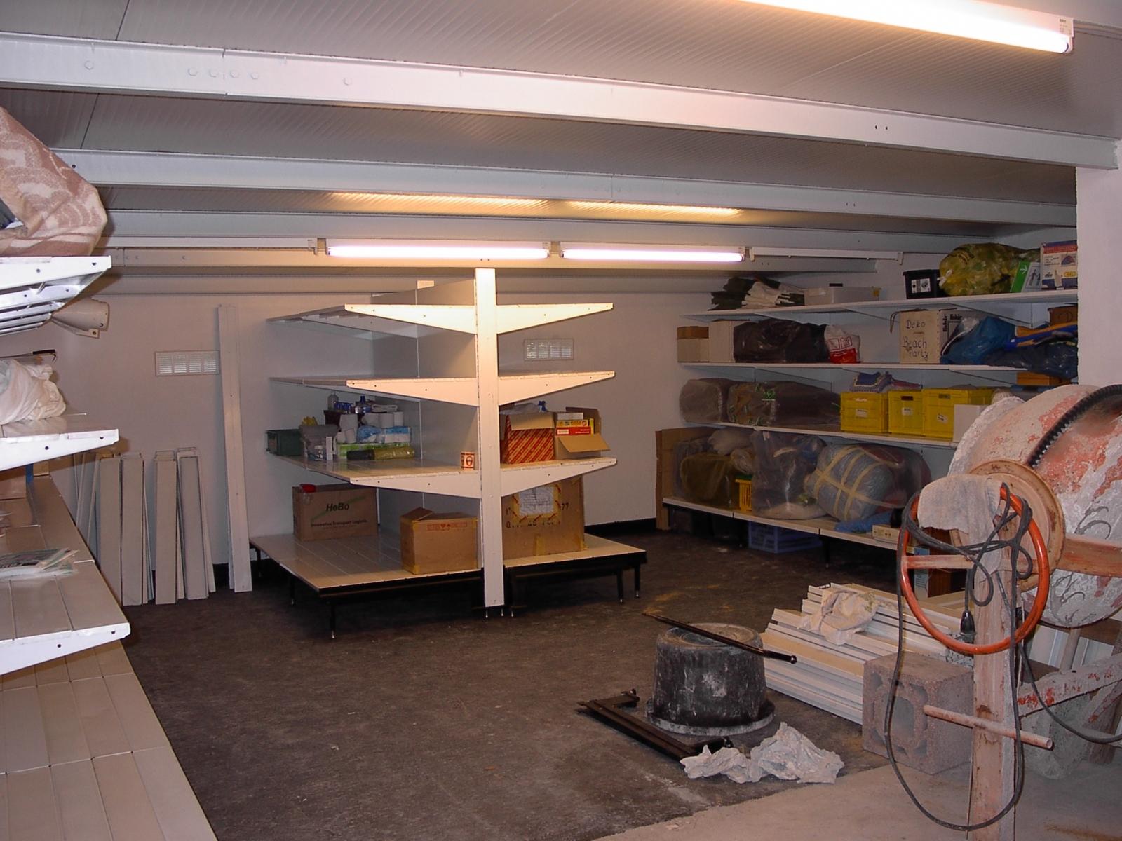 Neubau des Vereinsheimes - 264