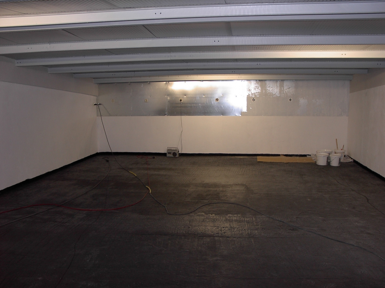 Neubau des Vereinsheimes - 268
