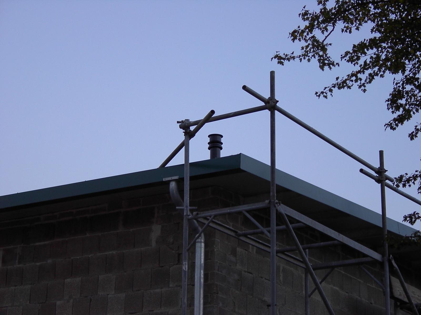 Neubau des Vereinsheimes - 274