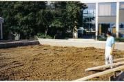 Neubau des Vereinsheimes - 006