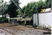 Neubau des Vereinsheimes - 009