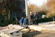 Neubau des Vereinsheimes - 030