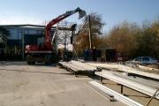 Neubau des Vereinsheimes - 055