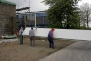Neubau des Vereinsheimes - 206