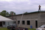 Neubau des Vereinsheimes - 246