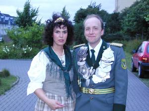 Frank & Barbara 2001-2002