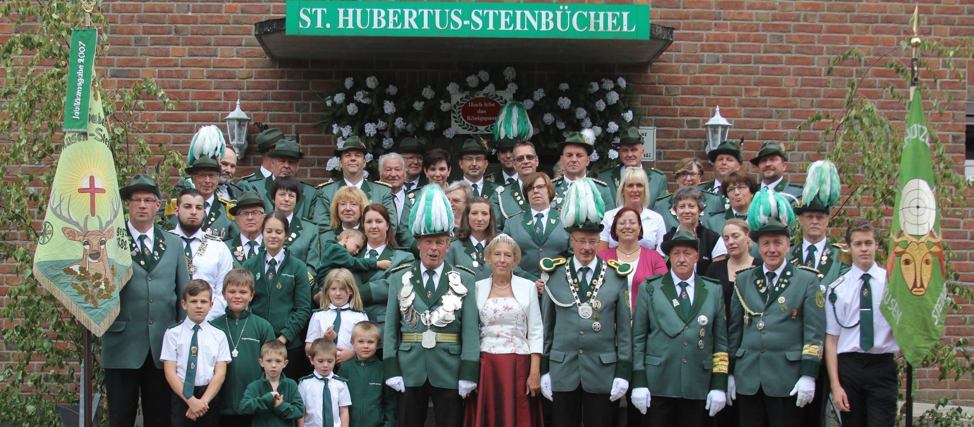 St. Hubertus Schützenbruderschaft Leverkusen-Steinbüchel 1882 e.V.